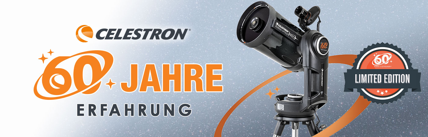 "NexStar Evolution 8"" Edge HD mit StarSense"