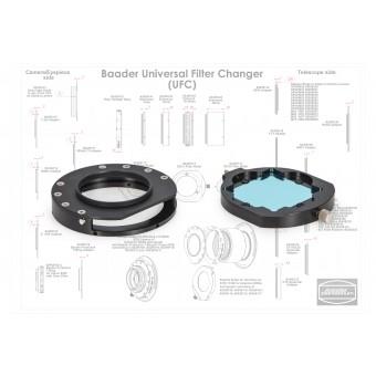 Baader Universal Filter Changer