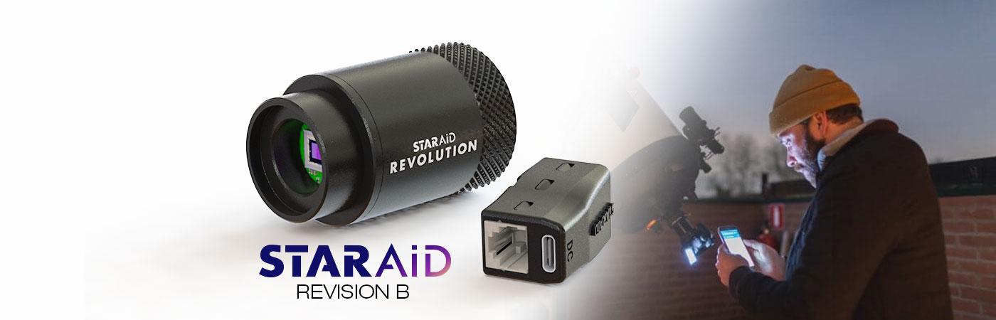 Jetzt lieferbar: StarAid Revolution B