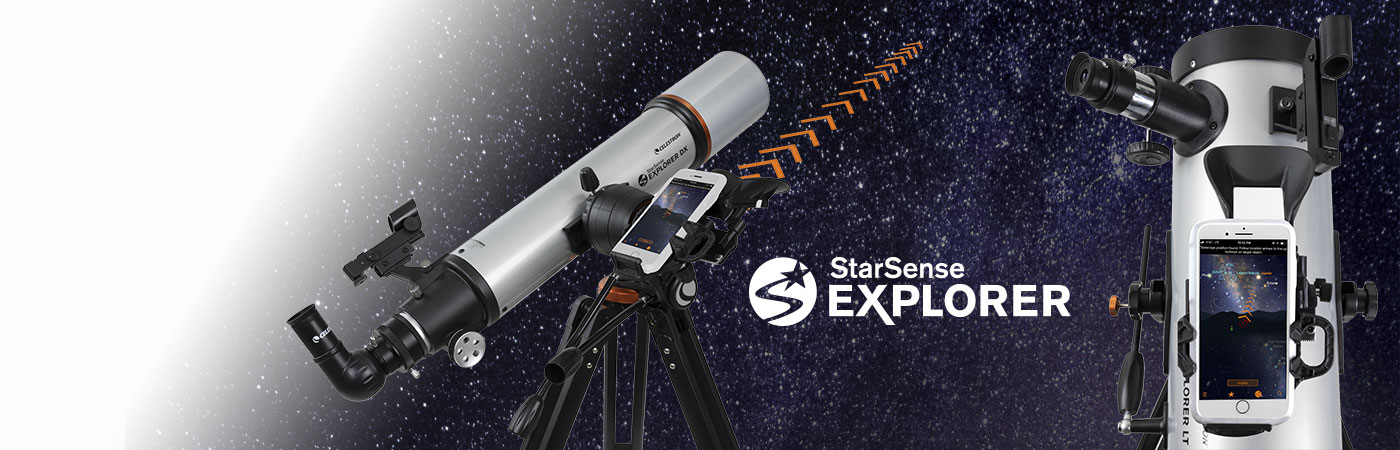 Coming Soon: StarSense Explorer