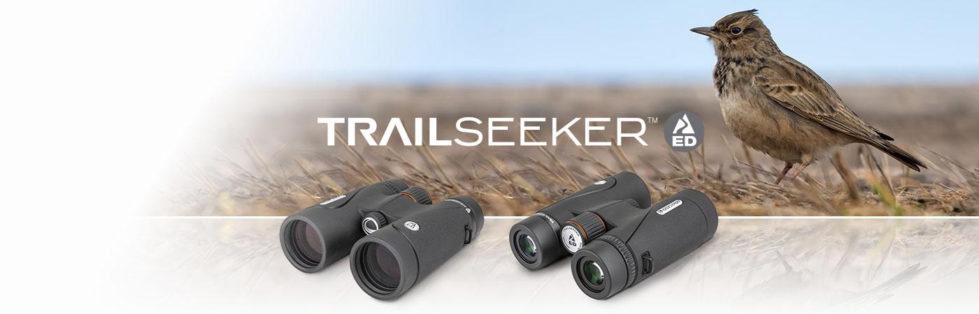NEU: Trailseeker ED 10x32 und 8x32