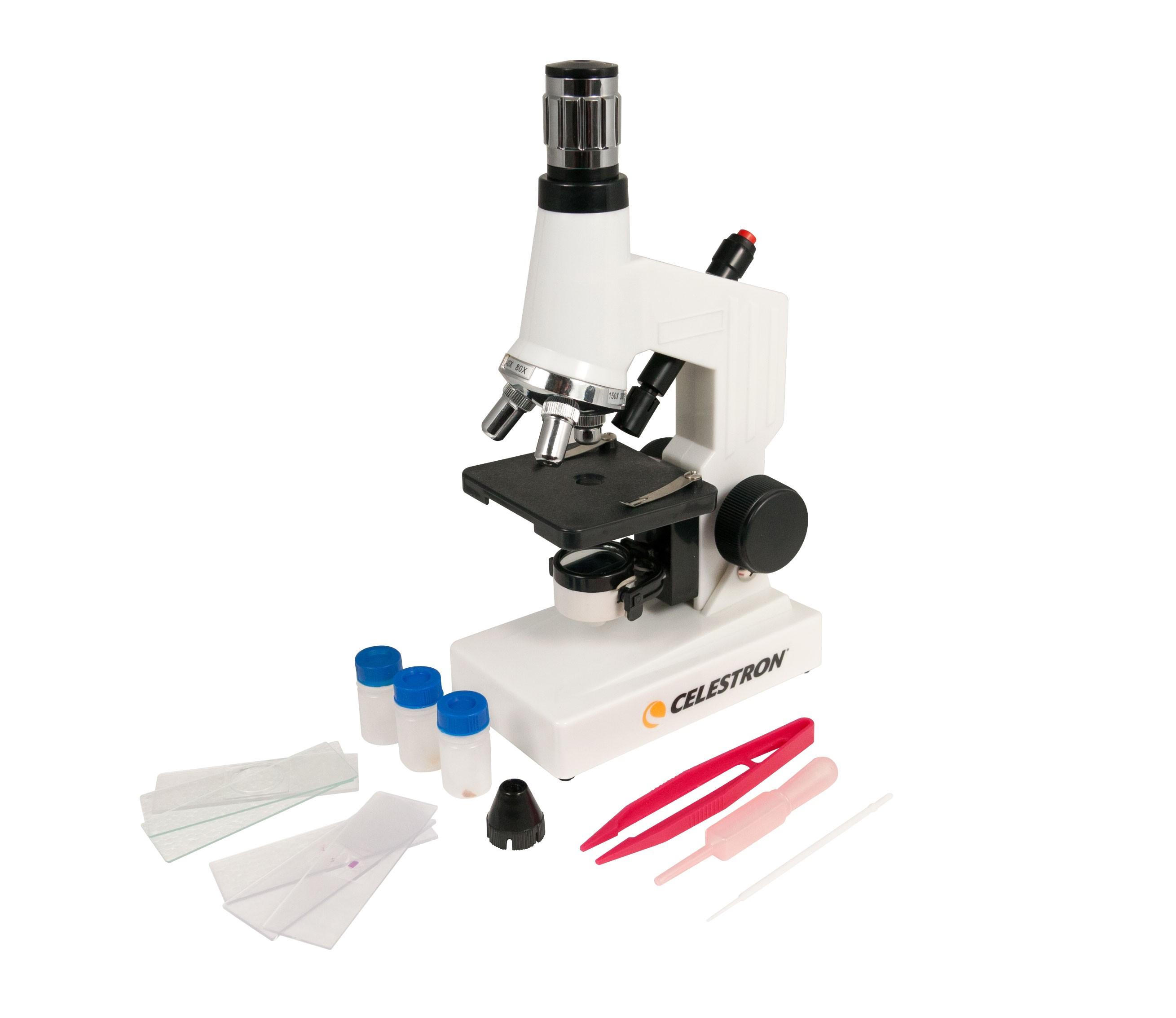 Biologisches Mikroskop Kit