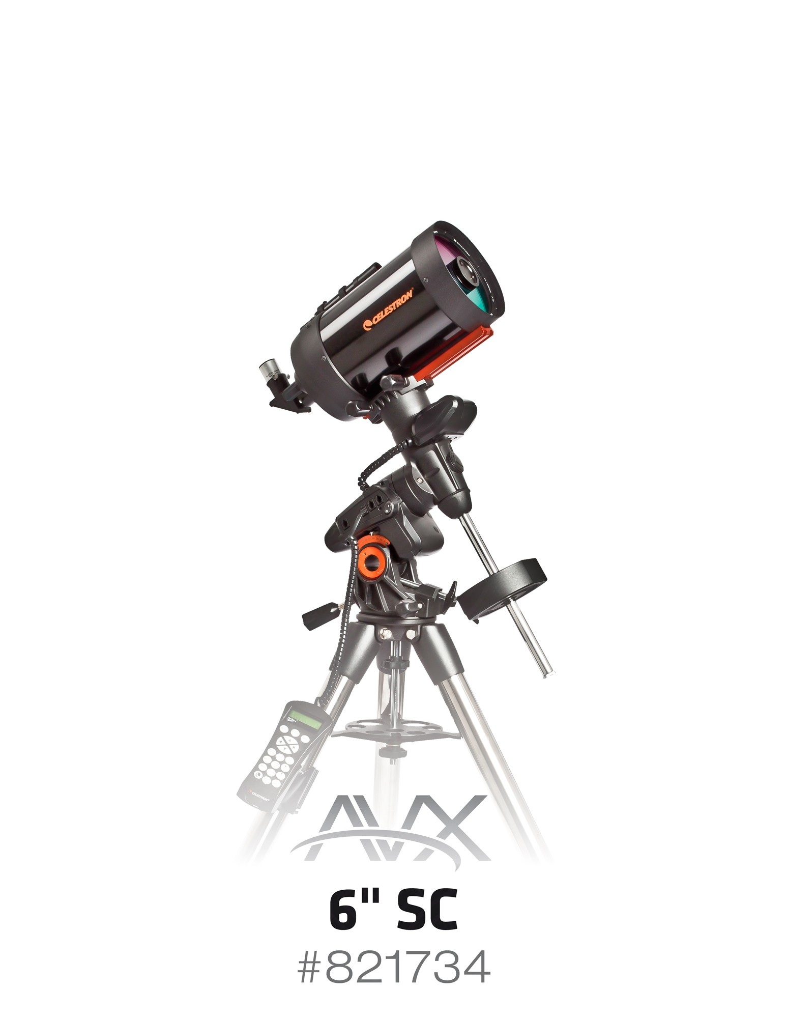 Advanced VX (AVX) C6 SC Goto-Teleskop