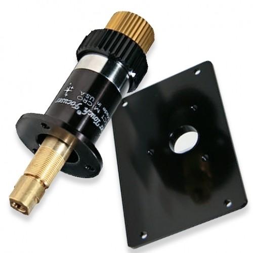 Feather Touch Micro Focuser for Celestron 925 (alte, falche Rückplatte)