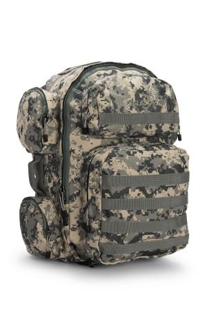 Camouflage-Rucksack