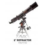 Advanced VX (AVX) C6 Refraktor Goto-Teleskop