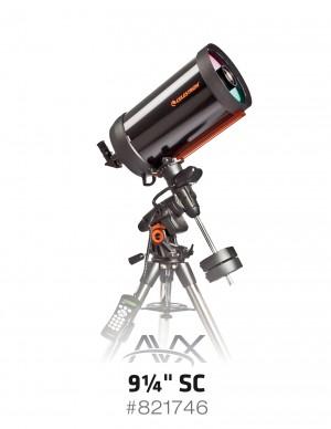 Advanced VX (AVX) C925 SC Goto-Teleskop
