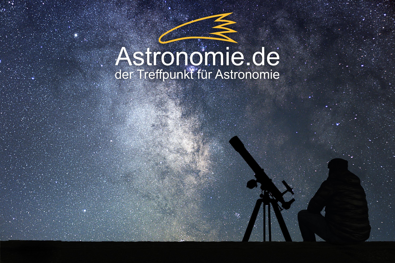 Einsteigerkurs auf Astronomie.de