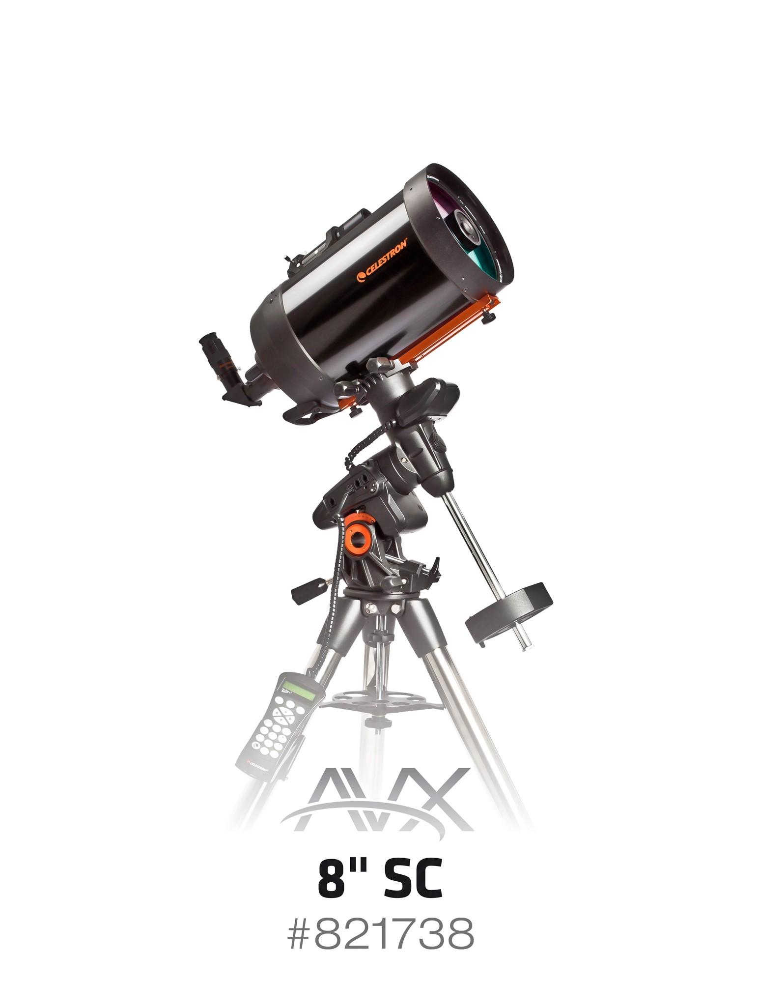 Advanced VX (AVX) C8 SC Goto-Teleskop