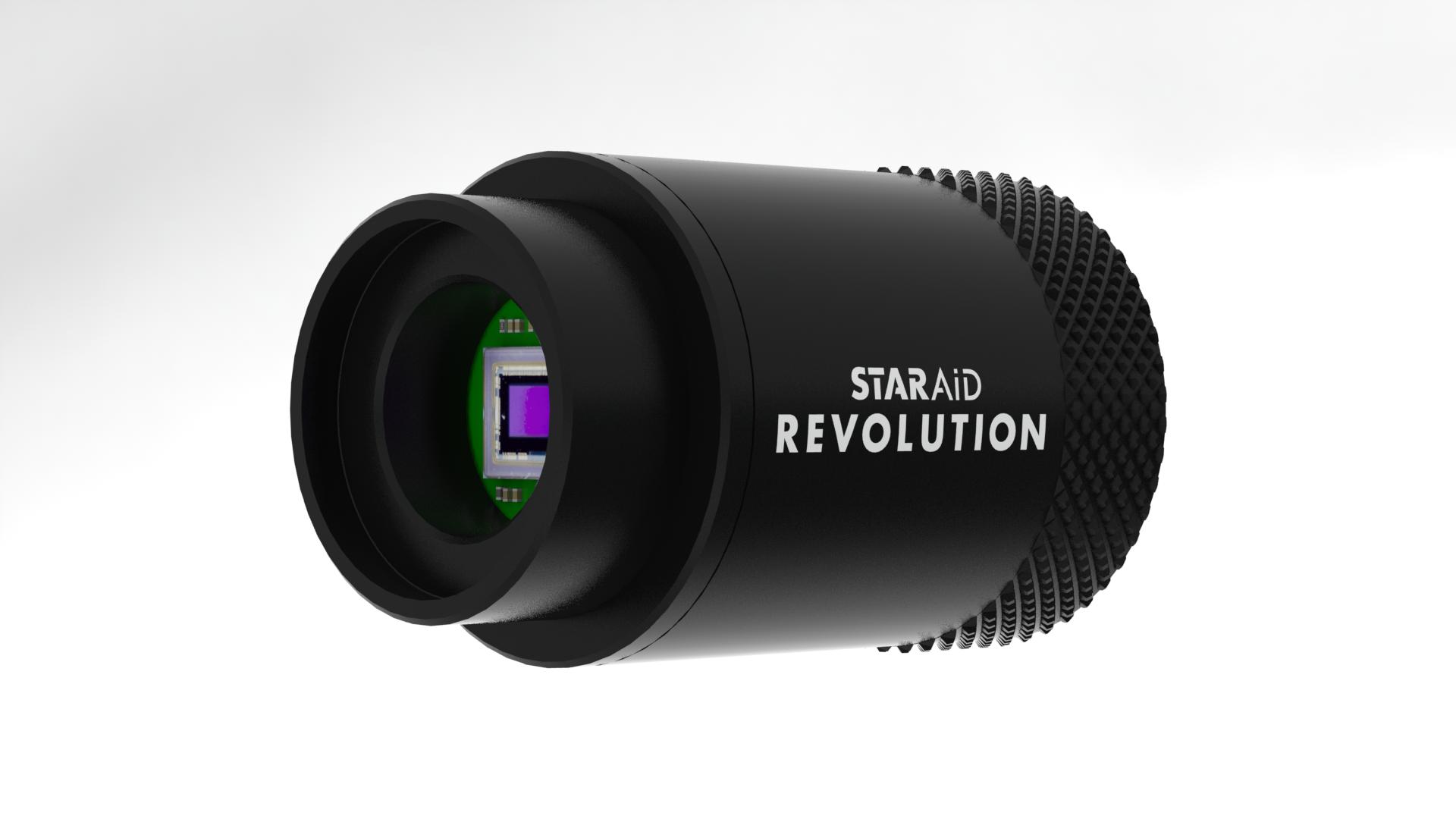 StarAid Revolution Standalone Autoguiding – Revision B