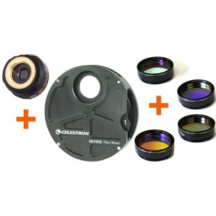 NexImage Burst Monochrom CMOS Fotoset