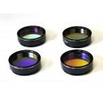 LRGB Filtersatz für monochrome CCD-Kameras