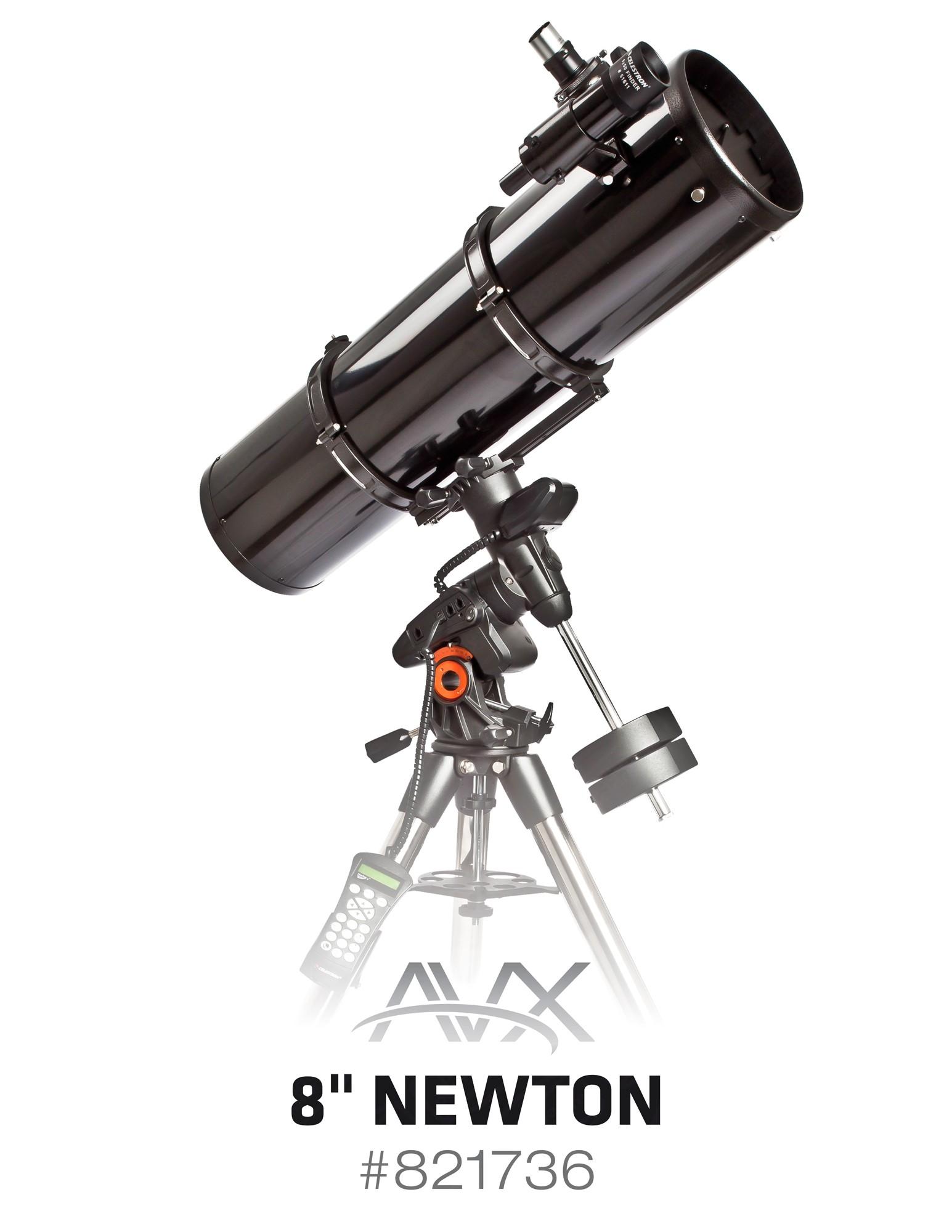 Advanced VX (AVX) C8 Newton Goto-Teleskop
